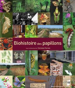Couverture Biohistoire des papillons