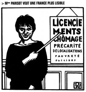Parisot veut une France plus lisible, par Honoré