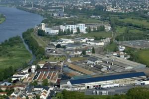 Arcelor-Mittal site de Basse-Indre