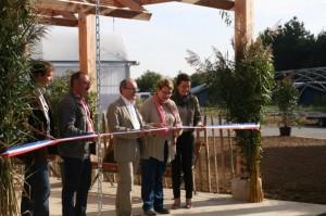 Bouguenais Inauguration EVNA (2)