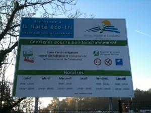 Halte Eco Tri