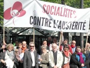 Socialistescontre austérité(3)
