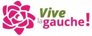 Logo Vive la gauche !