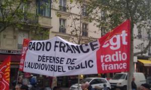 Radio France CGT