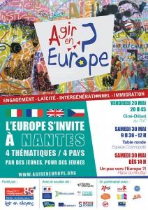Agir en Europe
