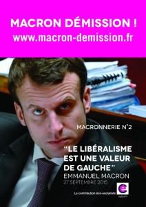 Macron de¦ümission 2