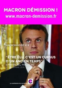 Macron de¦ümission 4
